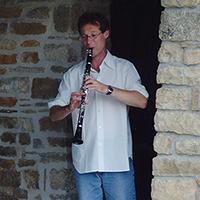 Jérôme Julien-Laferrière, clarinette
