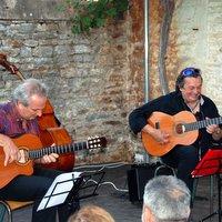 Duo Pascal de Loutchek et Pierre Bluteau