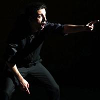 Raphaël Henriot, comédien, récitant