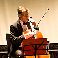 Tom Pierard, violoncelle