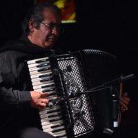 Jasko Ramic, accordéon