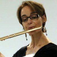 Elisabeth Dutrieux, flûte