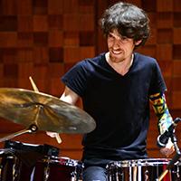 Adrien Leconte, batterie