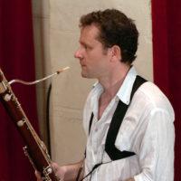 Philippe Récard, basson
