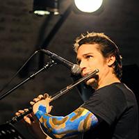 Quentin Coppalle, flûte