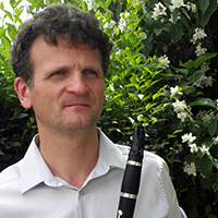 Rémy Balestro, clarinette