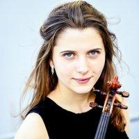 Camille Théveneau, violon