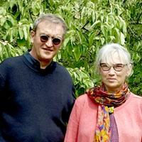 Valérie et Charles Henri de Rovira, artistes peintres
